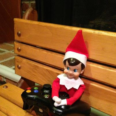 Elf on the Shelf powered by Kona